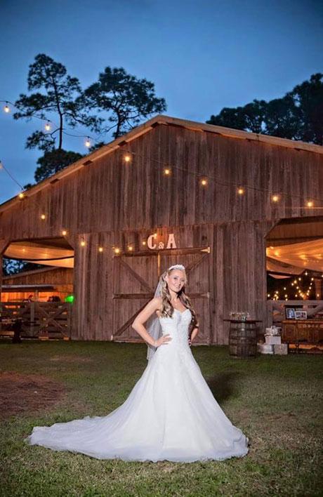 Cypress M Ranch Florida Rustic Weddings Barn